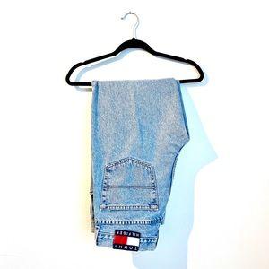 Vintage Denim Mom Jeans | Tommy Hilfiger